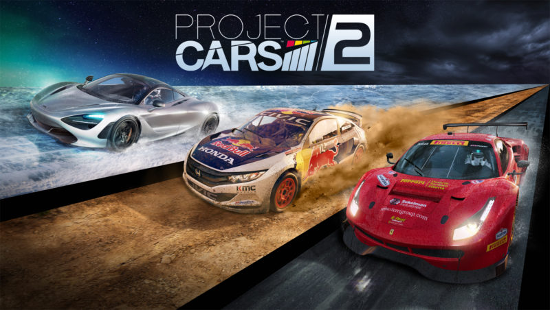 Project Cars 2 – Serie