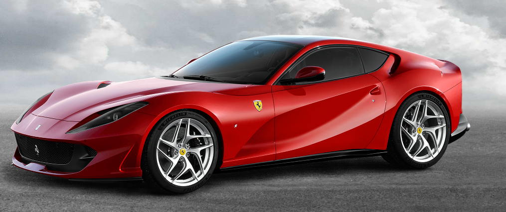 Esta chegando Ferrari 70th Anniversary Celebration Pack