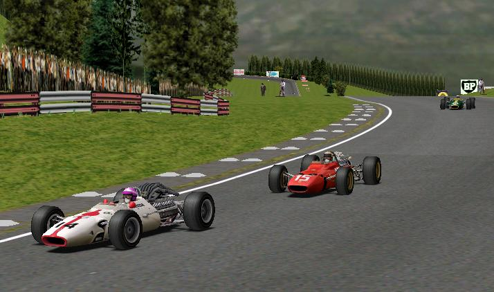Retrô – Grand Prix Legends