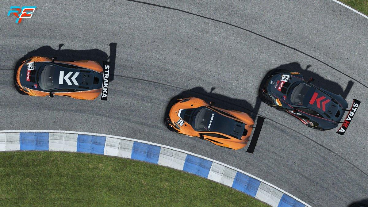 Rfactor 2 – Lançamento McLaren 650s
