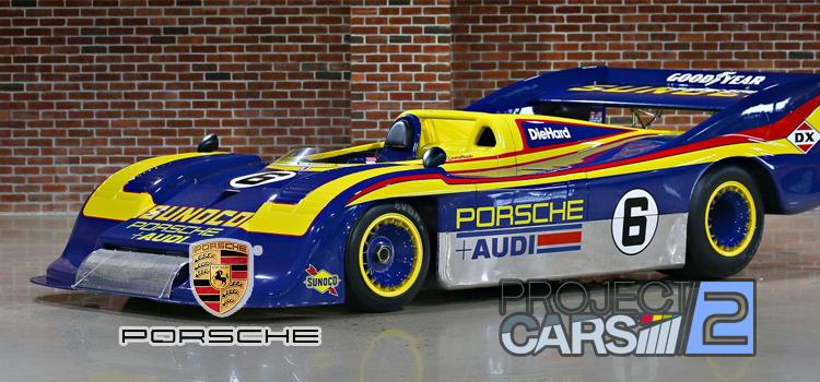 Project CARS 2 – Mais carros da Porsche chegando