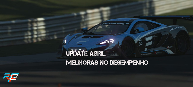 Rfactor2 Update – Abril
