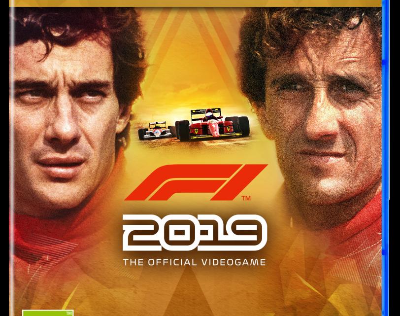 Novidades F1 2019