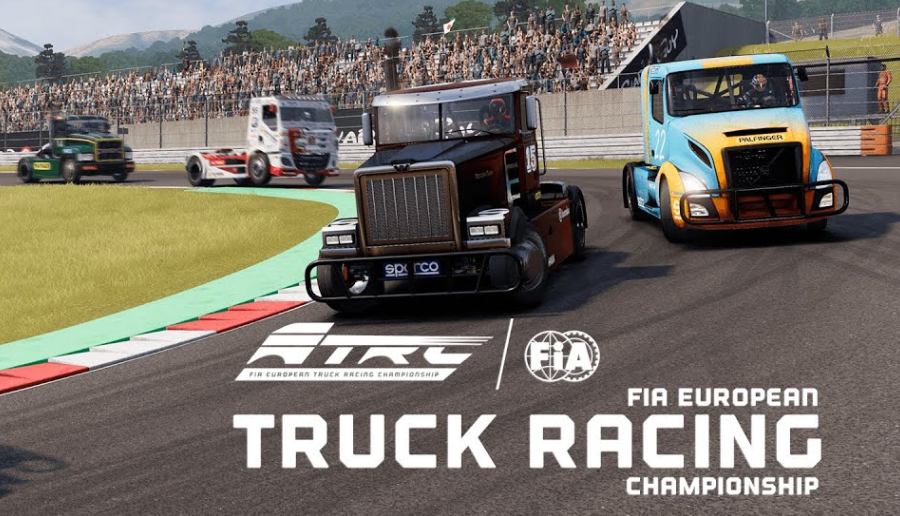FIA European Truck Racing Championship: Primeira gameplay
