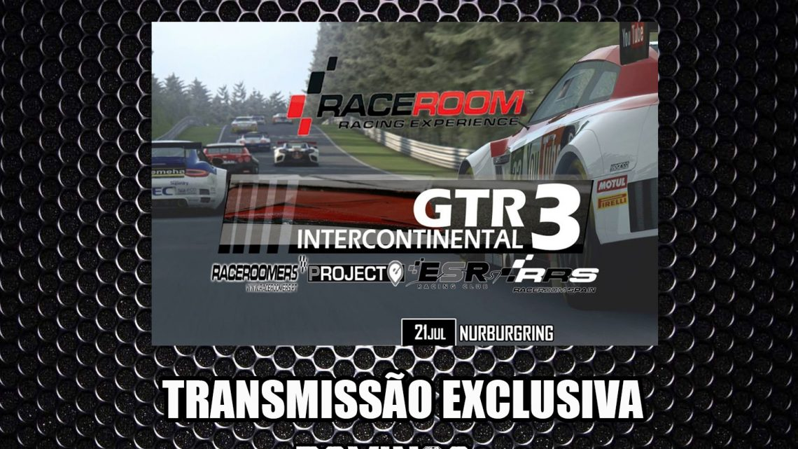 Raceroom – Intercontinental GTR3