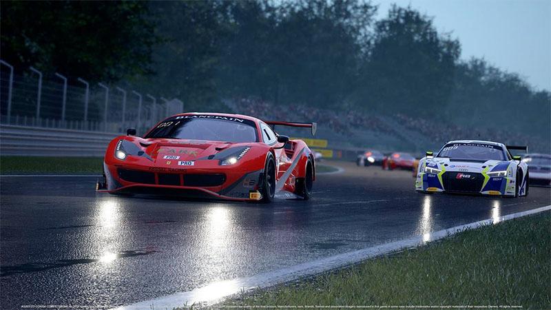 Assetto Corsa Competizione: V1.0.7 Hotfix Beta