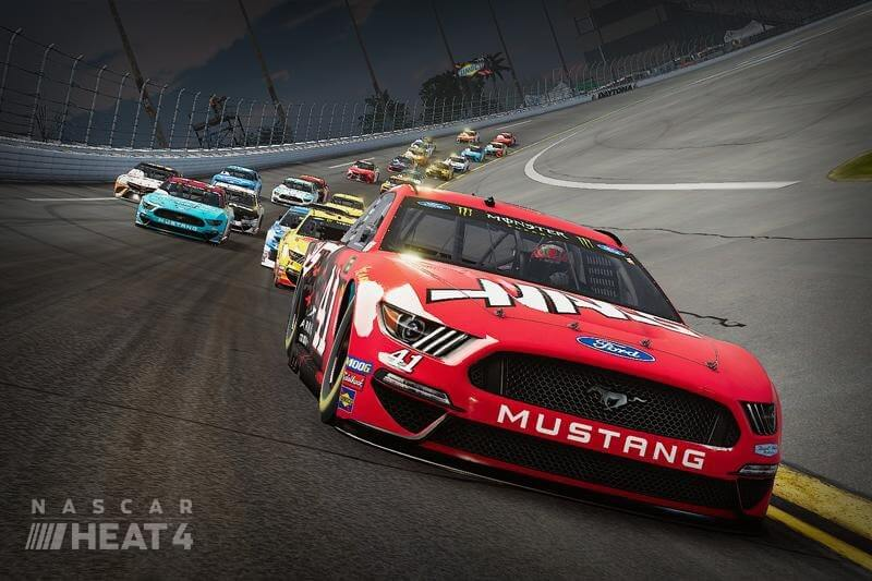 NASCAR Heat 4 – Preview