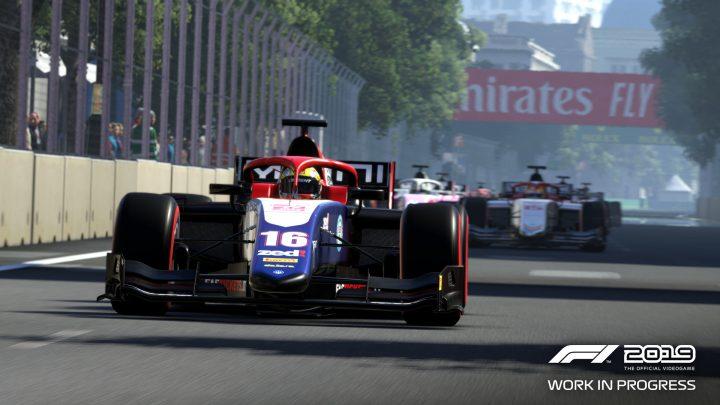 F1 2019 Atualização V1.07
