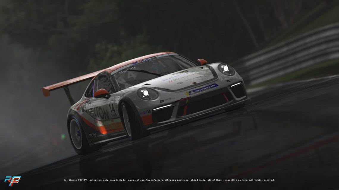 rFactor 2 – Porsche 911 GT3 Cup