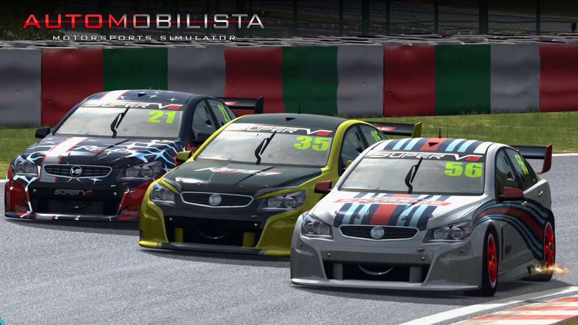 Automobilista: Update v1.5.26