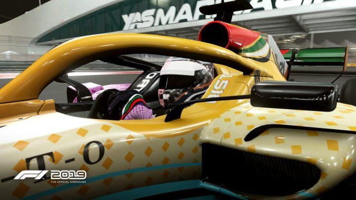 F1 2019 – Atualização v1.18