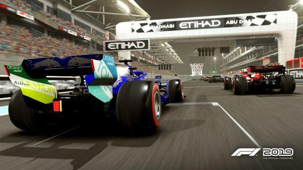 F1 2019 – Atualização v1.20