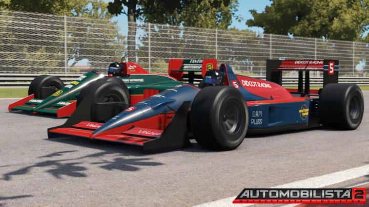 Automobilista 2 – Atualização de desenvolvimento dezembro 2019