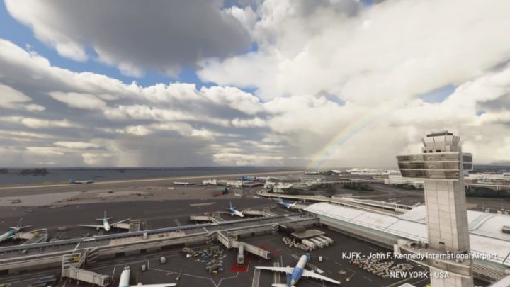 Flight Simulator 2020 – Lista completa de aeroportos