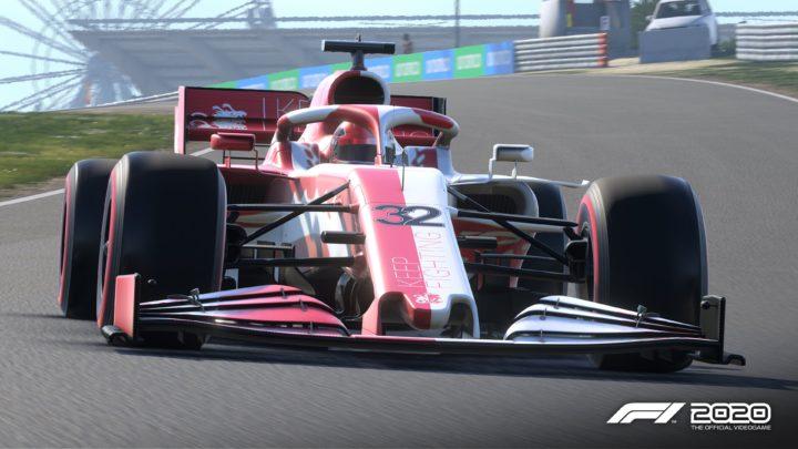F1 2020 – update 1.0.7