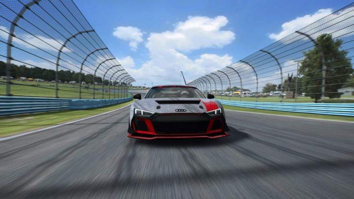 Raceroom –  R8 LMS GT4