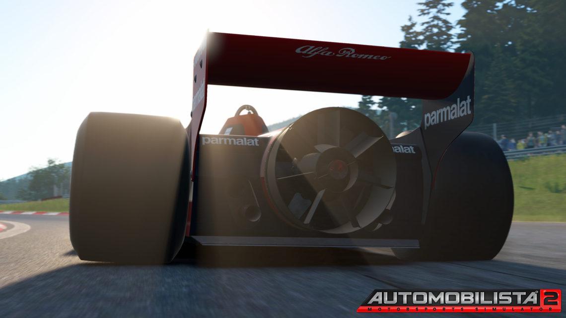 Automobilista2 – atualização e novo carro