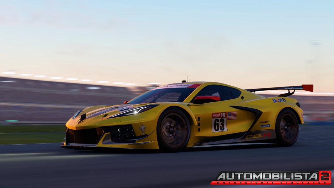 Automobilista2 – Desenvolvimento abril 2021