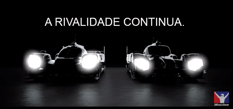 iRacing – A Rivalidade continua LMP1