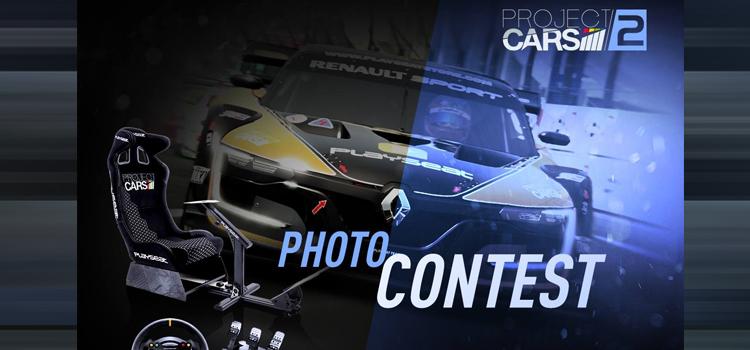Project Cars2 – Concurso de fotos