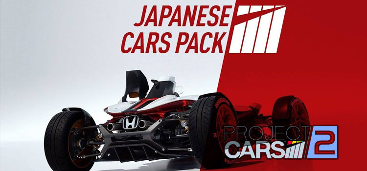 Project Cars 2 – Japanese Cars Pack