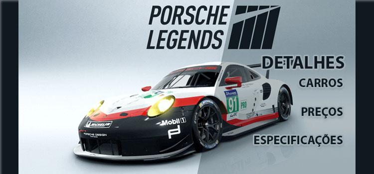 Project Cars 2 – Porsche Legends Pack