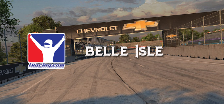 iRacing – Belle Isle