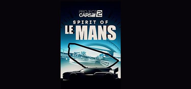 Project Cars 2 – DLC  – Spirit of Le Mans Pack