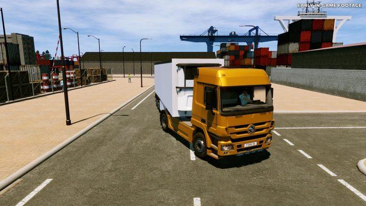 Pesados – Truck Driver
