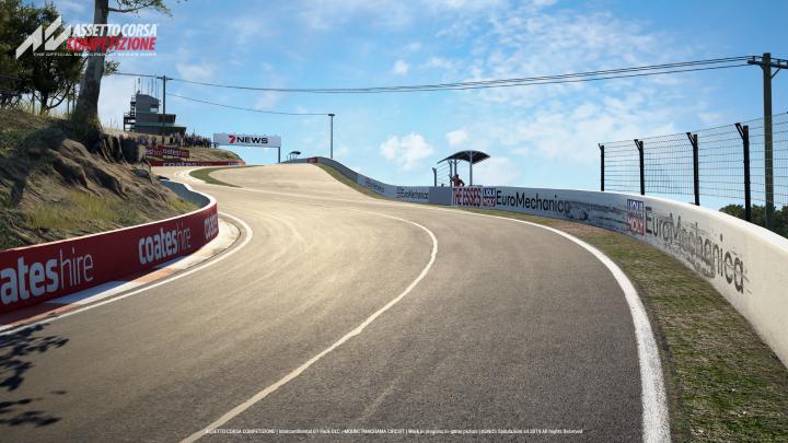 Assetto Corsa Competizione – The Intercontinental GT Pack