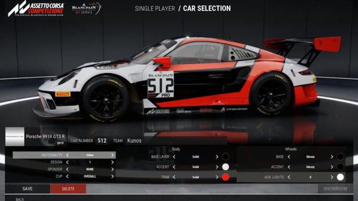 Assetto Corsa Competizione: Atualização v1.2