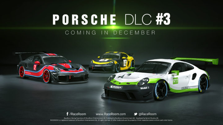 Raceroom – Porsche DLC #3