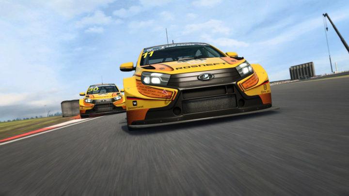 Raceroom: Novo carro gratuito!!!!