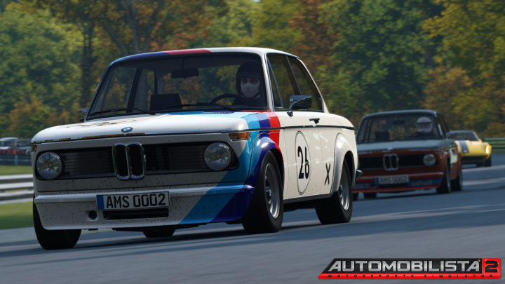 Automobilista 2 – Novo carro BMW 2002